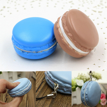 LNRRABC 1pc New Kawaii Cute Key Chain Straps Cell Phone Macaron Dessert Soft Squishy Car Keychain Jewelry Bag Charm Gift(China)
