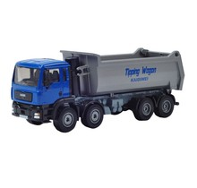 very cool boy mini truck good gift for baby kids luxury dump truck up and down 16*5*6cm 1:50(China)
