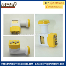 Good Price Premium HD Ku Band Quattro Output Lnb(China)