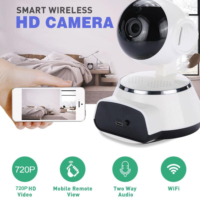 giantree 1.0MP Wireless WIFI Camera IP Camera Baby monitor Hom Security Camera Infrared night vision Audio video Remote Control<br>