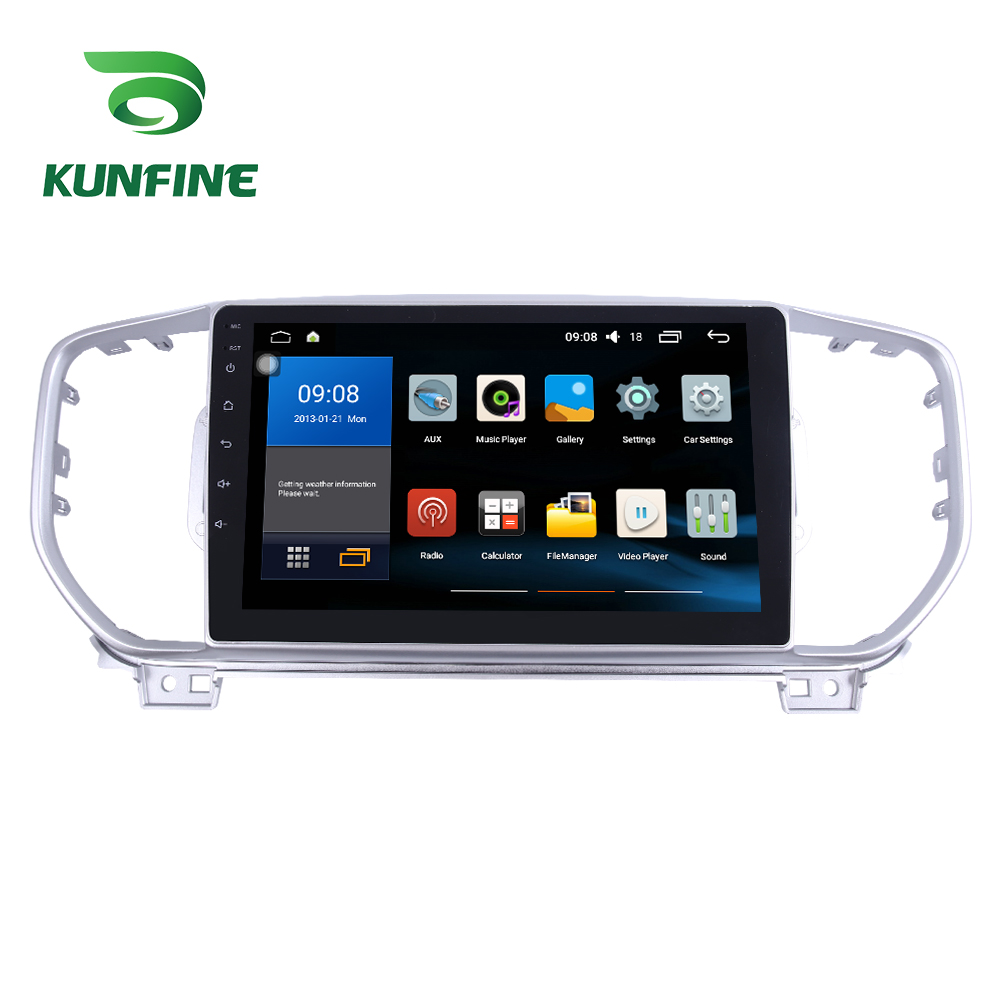 Android Car DVD GPS Navigation Multimedia Player Car Stereo For KIA KX5 Sportage 2016 Radio Headunit (5)