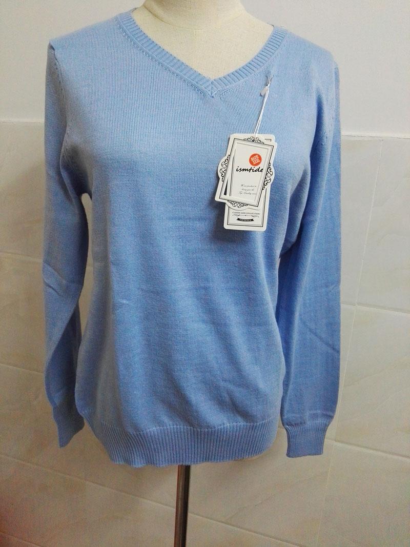 Cashmere Sweater V Neck Women Fashion Autumn Pullovers Knit Cashmere Sweater Women Slim Knit Coat Female Blouse Winter Knitwear 69