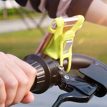 Buy Bike Phone Holder iPhone Samsung Huawei Stand Bicycle Mount Holder Mobile Cell Phone GPS Handlebar Holder Bracket for $7.35 in AliExpress store