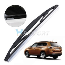 "12"" / 300mm Rear Rain Window  Windshield Windscreen Wiper Blade For Mitsubishi Pajero Outlander Honda 2008 2009 2010- 2012 2013"