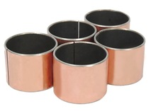 Buy 20*23*12-- oil lubricated bearing copper sleeve bushing Bushing SF-1