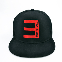 2017 new eminem printing baseball cap men Eminem anti-E hip hop cap men and women movement hat snapback hats(China)