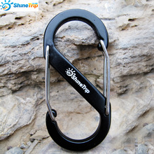 2pcs Camping And Hiking Climbing Carabiner Tourist Tent Hook Outdoor Multifunctional Walking Hanging Backpack Buckle Hanger