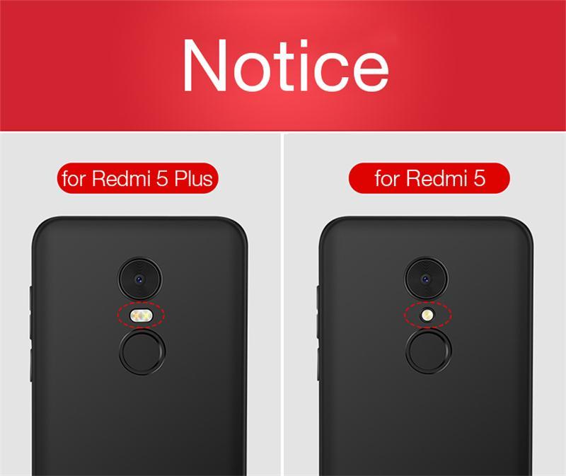 for redmi 5 plus screen protector