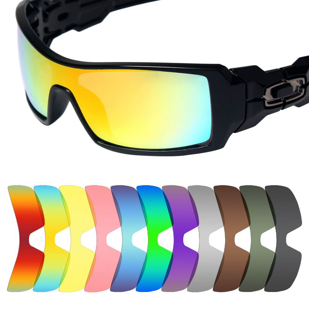 MRY POLARIZED Replacement Lenses for Oakley Oil Rig Sunglasses - Multiple Options<br><br>Aliexpress