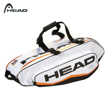 Limited Edition White Djokovic Head Tennis Bag 78cm Large Capacity Tennis Rackets Bag Multi-function Backpack For 3 Racquet Bag