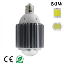 DHL free shipping 50W E40 led high bay light industrial light e40 led warehouse light  AC85-265V