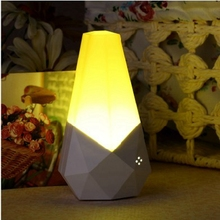 Energy saving ideas LED small night light plug-in electric acoustic optical smart lamp(China)