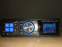 Car DAB Receiver with AM/FM/RDS/Bluetooth/MP3/4X45W DHL Prompt Delivery