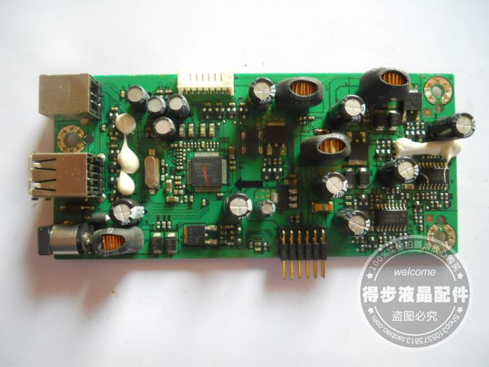 Free Shipping&gt;Original 100% Tested Working   2007WFP power supply board 4H.L2J08.A04USB board package test genuine<br><br>Aliexpress
