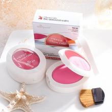 Baked blusher Soft Smooth Makeup Professional Face Make up Blush Powder 3 Colors to choose A6