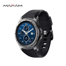 MAFAM KW98 Android 5.1 3G Smart Watch Phone 1.39 OLED Display 240*240 screen support Bluetooth WIFI GPS Heart Rate Smartwatch(China)