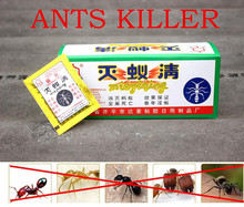 Effective 1 pack(50 bags)Pest repeller Ant killing bait new arrival powder ultrasonic insect killer repeller free shipping