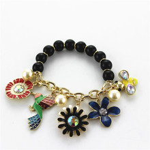 Fashion bracelet 2014 New fashion and pure and fresh and elegant secret garden hand catenary restoring ancient ways is 430