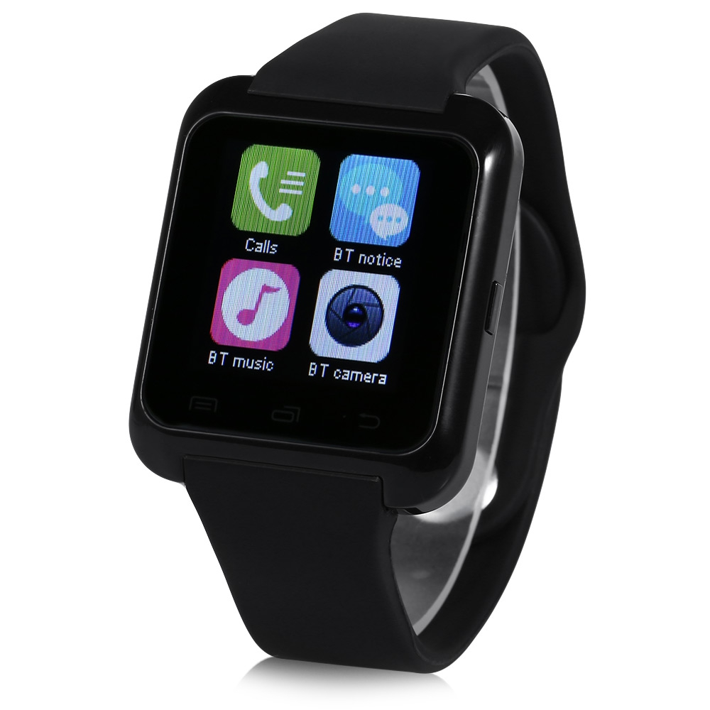 U80 Electronic Bluetooth On Wrist Smart Watch BT-n...