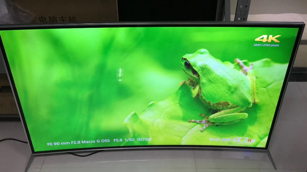 32 43 50 55 60 65 inch 4k Full HD android Smart TV T2 global version led television TV