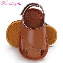 98ff39fd98310 Bébé Chaussures De Mode Bébé Fille Sandales D été Bébé Fille Chaussures PU  Bande Dessinée En Caoutchouc Nouveau-Né Bébé Sandales
