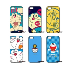 Doraemon Anime Catoon Cute For iPod Touch iPhone 4 4S 5 5S 5C SE 6 6S 7 Plus Samung Galaxy A3 A5 J3 J5 J7 2016 2017 Case Cover