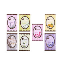 Scented Fragrance Home Wardrobe Drawer BedRoom Perfume Bags Deodoriser Sachet 7Pcs/pack(China)