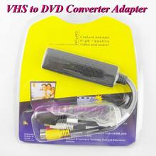 250set/lot* 2016 update audio video Capture Card USB 2.0 VHS to DVD Adapter Converter PC PS3 XBOX For win 7 8 32 64