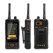 "Oringal 8s IP67 Waterproof Phone 4G LTE Rugged Android Smartphone Octa Core 3GB RAM 5000mAh 3.5"" UHF DMR Walkie Talkie Zello"