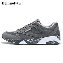 Beinuolvtu Newest Autumn Running shoes for Men Sneakers Breathable Sports shoes Stylish Tennis Sneakers Sport running shoes