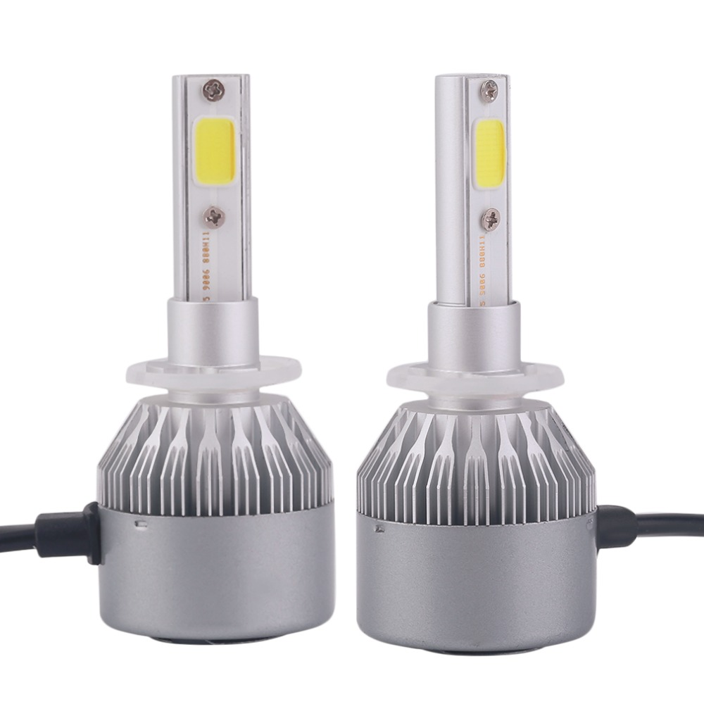 Cimiva Professional 72W Replacement Daytime Running Lights DRL Fog Headlight Conversion Driving Bulb Car Light Source 880/881<br><br>Aliexpress
