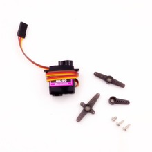 New MG90S Metal Gear Servo Micro Servo For Helicopter Boat Car Airplane MG90 9G free shiping(China)