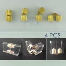 4 pcs hidden hinge invisible hinges concealed barrel for 22mm thickness board