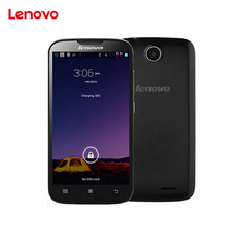 Original Lenovo A560 5.0'' Smart Phone MSM8212 1.2GHz Quad Core Android 4.3 GPS ROM 4GB A8 WCDMA GSM Dual SIM GPS WIFI Bluetooth(China)