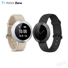 Original Honor Zero Smart Wristband Touch OLED Screen Sleep Tracker Push Message Refuse Call IP68 Waterproof Simply Elegant(China)