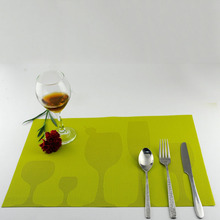 Kitchen Accessorie Placemats Heat Resistant Mat Table Mats Dinning Waterproof Table Cloth Coaster Cup Drinks Mat Tablewar WM-008(China)