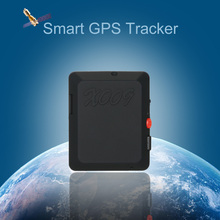 X009 Mini SIM GSM Car Vehicle GPS Tracker SOS Communicator Anti-Lost Tracking Alarm for Cars
