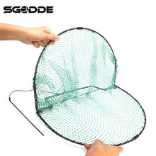 "High Quality Outdoor Hunting 300mm/11.8"" Sparrow Starling Bird Net Mesh Humane Live Trap Net Hunting Accessories for Hunter(China)"