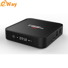 2017 T95M Smart Android TV Box H.265 4K Amlogic S905 Quad Core Android 6.0 google set wifi top box 1G 8GB internet media player