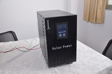 Pure Sine Wave Hybrid Inverter 5000W/48V96V 50A with Built-in PWM Solar Charger Controller Use in Solar power System