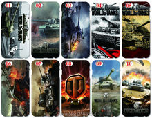 world of tanks Cover For iphone 5S SE 5C 6 6S 7 Plus Touch 5 6 For Samsung Galaxy S3 S4 S5 Mini S6 S7 Edge Note 3 4 5 C5 Case