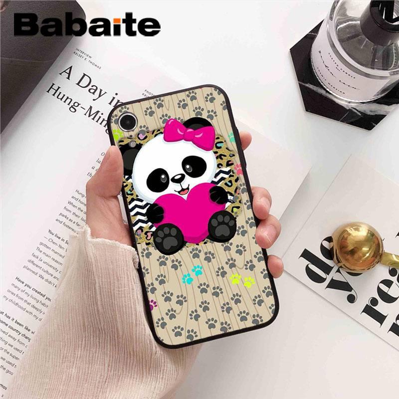 Cute chinese panda