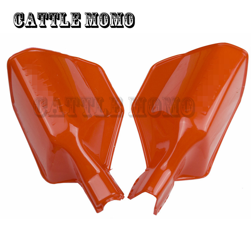 Motorcycle Handguard Mounting Hand guard For TTR250 XT225 Fawn225 Orange Motornike Hand guard High quality<br><br>Aliexpress