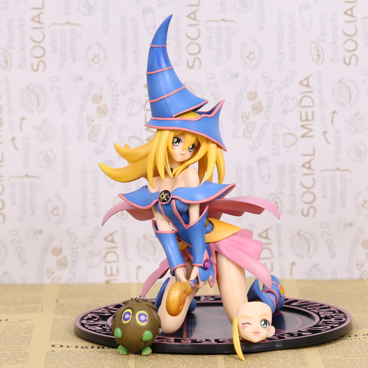Anime Yu-Gi-Oh! Duel Monsters Mana 1/8 Scale Sexy PVC Figure Collectible Model Toy 18cm SGFG261<br>
