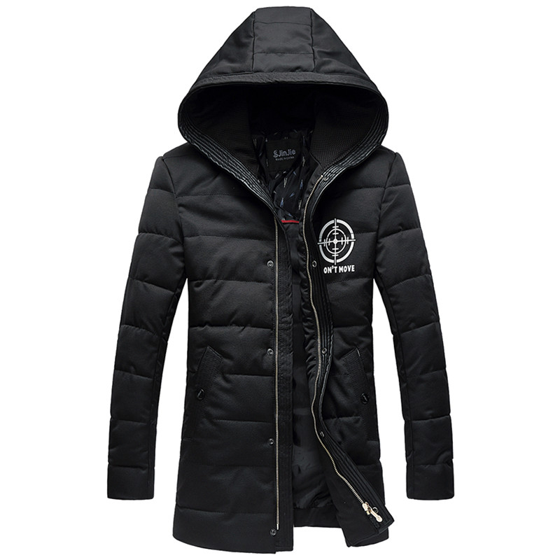 Mens cotton winter hooded winter hooded cotton clothing students winter Korean version of clothing tide coat Slim large saleОдежда и ак�е��уары<br><br><br>Aliexpress