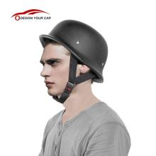 KKmoon Motorcycle Half Open Face Helmet Matt Black Protection Shell Helmet for Scooter Bike(China)