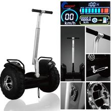 2016 Koowheel two-Wheel self balancing scooter hover board stand 2000W powerful off road Motocross Motor hoverboard skateboard