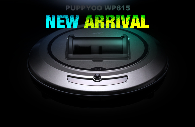vacuum cleaner puppyoo WP615 DYSON IROBOT ILIFE (2)
