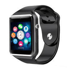 Bluetooth A1 WristWatch Smart Watch Sport Pedometer With SIM TF Call SMS Camera Smartwatch For Android IOS Phone PK DZ09 M26