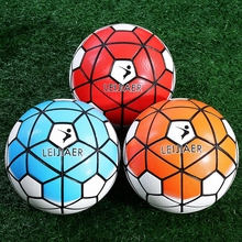Football 1pc Size 5 Anti-slip PU Soccer Ball Football For Training Competition